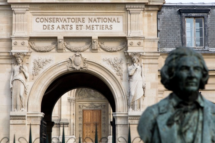 Image of the National Conservatory of Arts and Crafts in Paris