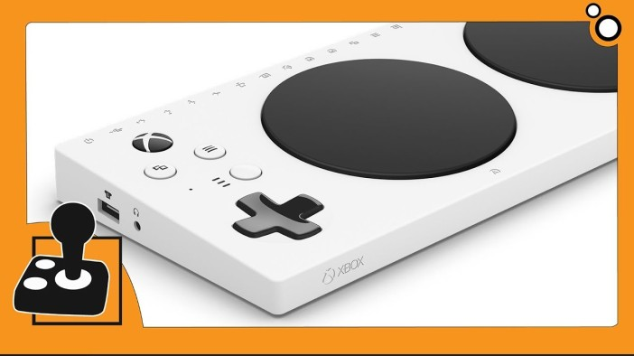 Ablegamers Logo and the Xbox Adaptive Controller