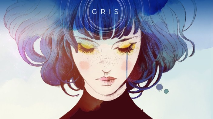 Image of a girl from the game Gris