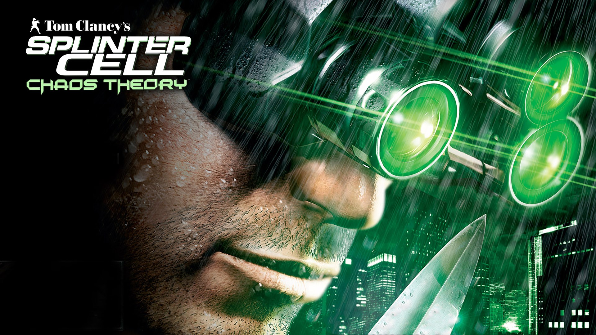 Tom Clancy's Splinter Cell: Chaos Theory Wallpaper