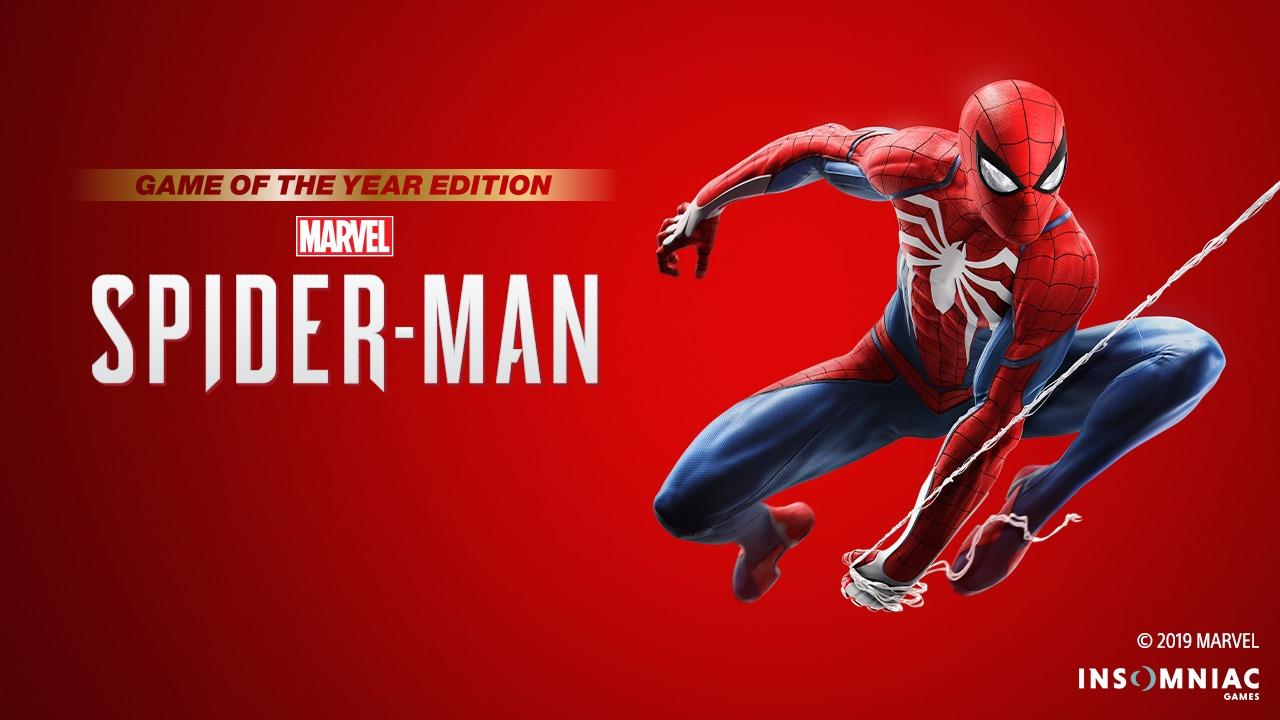Spider-Man GOTY Wallpaper
