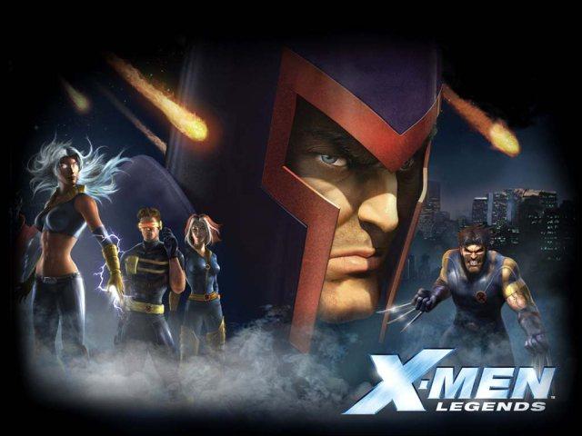 X-Men Legends game Wallpaper