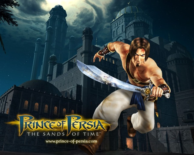 Prince of Persia: Sands of Time game Wallpaper